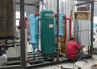 چین Skid Mounted Cryogenic Air Separation Unit , High Purity Liquid Oxygen Plant تامین کننده