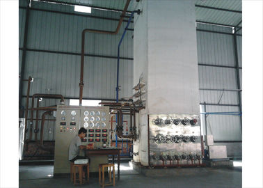 Industrial Oxygen Gas Plant , Low Pressure Cryogenic Air Separation Unit 440V