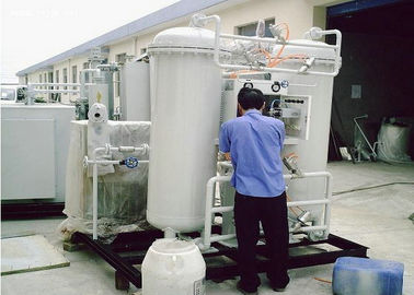 چین Industrial / Medical Liquid Nitrogen Plant , 1000 m³ / hour PSA Nitrogen Production Plant کارخانه