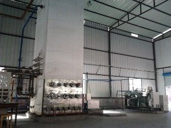 چین Low Pressure Liquid Oxygen Nitrogen Gas Plant / Cryogenic Air Separation Unit 500KW توزیع کننده