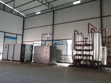 چین Liquid Air Separation Unit ( Oxygen Nitrogen Plant ) KDON-180/40 کارخانه