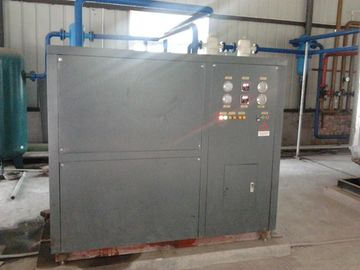 چین Portable Oxygen Air Separation Unit 76 KW - 138 KW / Oxygen Nitrogen Plant کارخانه